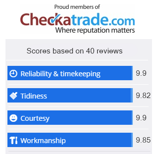 Check Us Out On Checkatrade!